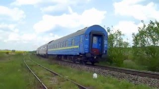 IR380 (Bucureşti Nord-Vadul Siret/Kiev) cu DA 60-1378-8