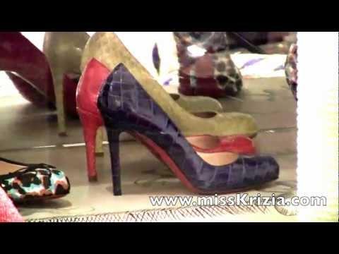 Paris Christian Louboutin Dream Shoe