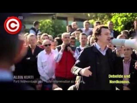 Das Abkommen Kosovo, Serbien, EU Doku Deutsch Arte