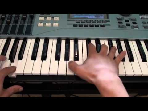 How to play Beethoven by Union J - Piano Tutorial