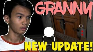 HUGE UPDATE 1.2 | Granny (HARD + NEW ROOM) - ENDING #Filipino