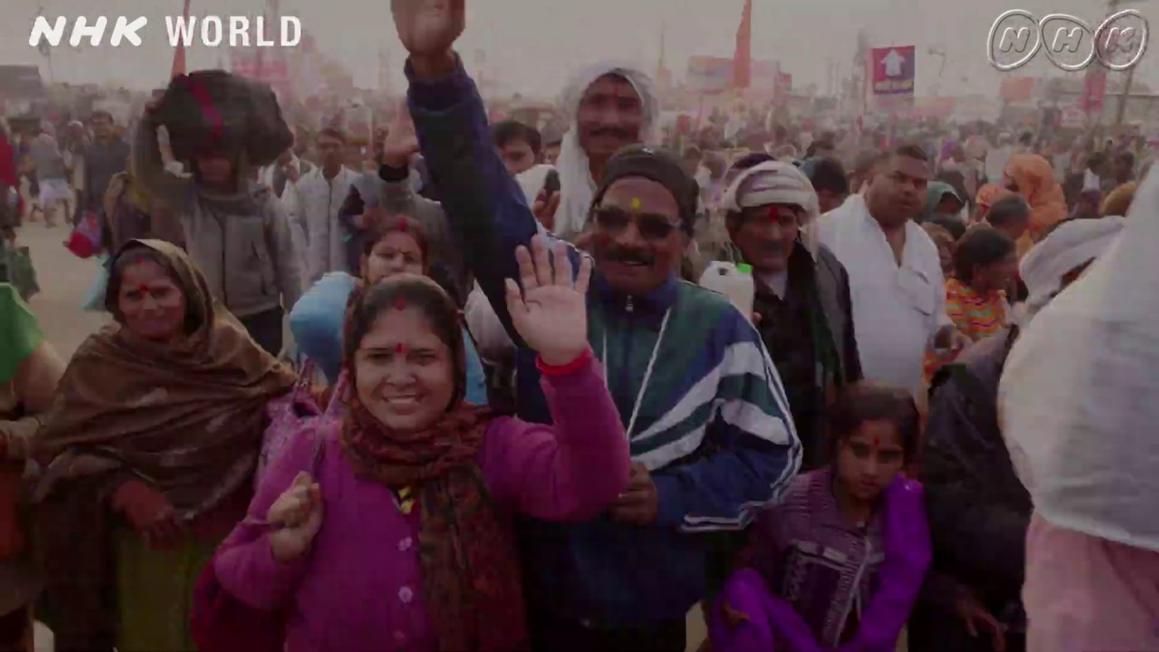 Photo of 8K Time-lapse: India [4K UHD] – NHK WORLD-JAPAN – video