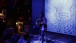 "Jonathan Wilson ""Living With Myself"" Live @ Grimey's 2/18/19"