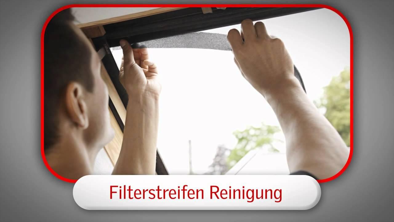 velux dachflächenfenster einfach winterfit machen - youtube
