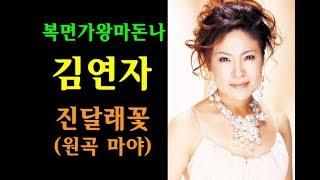 Audio 복면가왕 김연자 Kim Yon Ja 마돈나 진달래꽃 Azalea 원곡 마야 Kpop King Of Mask Singer