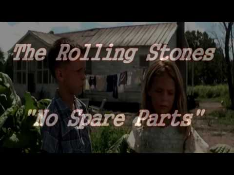 """No Spare Parts"" The Rolling Stones"