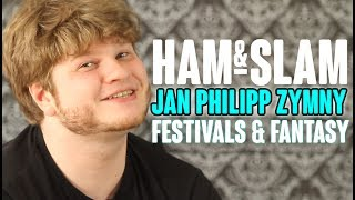 HAM & SLAM #14 mit Jan Philipp Zymny