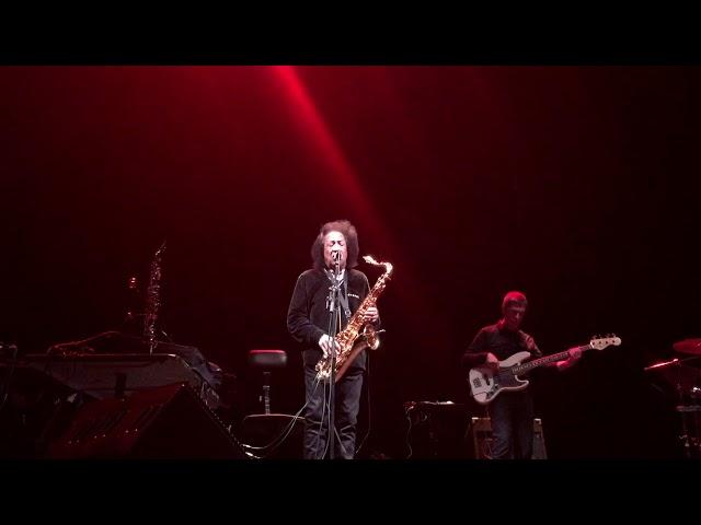 James Senese | Ngazzate nire | Auditorium Parco della Musica