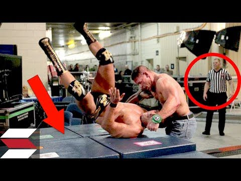 WWE Behind The Scenes Secrets That Happen All The Time