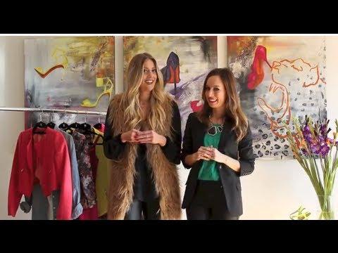 35e18c955e5f3a Petite & Tall: How To Wear Leather Leggings - YouTube