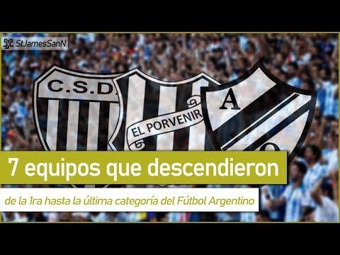 7-equipos-que-descendieron-de-la-primera-hasta-la-ultima-categoria-del-futbol-argentino
