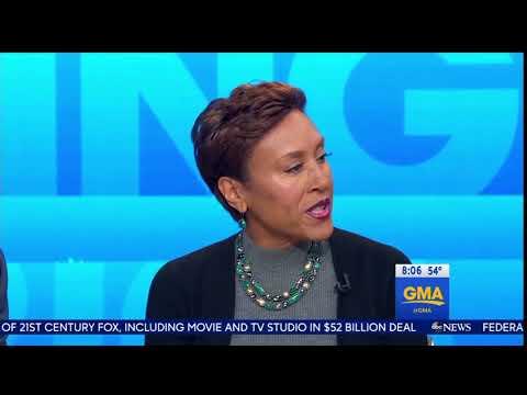'GMA' host Robin Roberts on Omarosa's White House exit: 'Bye, Felicia'