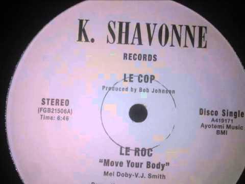 Le Cop - Le roc (move your body)