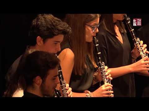 Concierto Boehm Clarinet Ensemble