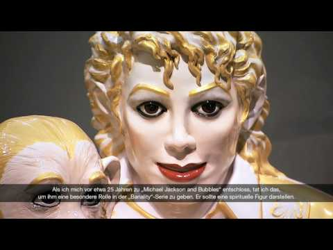 JEFF KOONS. THE PAINTER & THE SCULPTOR (Ausstellungsfilm)