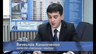 Теплоизоляция жилого дома в Калининграде(Изоллат - жидкая теплоизоляция, применяющаяся на производствах и предприятиях ЖКХ. Официальное представи..., 2011-11-27T12:43:26.000Z)