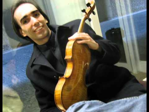 Kreisler - Chaminade, Serenade Espagnole - Carlos Damas, violin