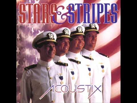 Stars and Stripes Forever-Barbershop Quartet