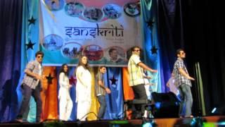 PSU Sanskriti 2014 MH Group Part 1