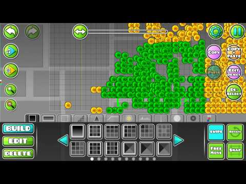 Geometry Dash COIN MAP [2.0 WORKING]