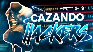 TODO EL EQUIPO ESPERA EN BASE AL HACKER | CAZANDO LOS MEJORES HACKERS DE CS:GO #11