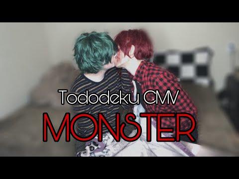 Tododeku CMV - Monster