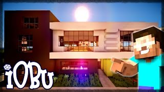 2 & 3 STORY MODERN HOUSES! Minecraft Timelapse   Let