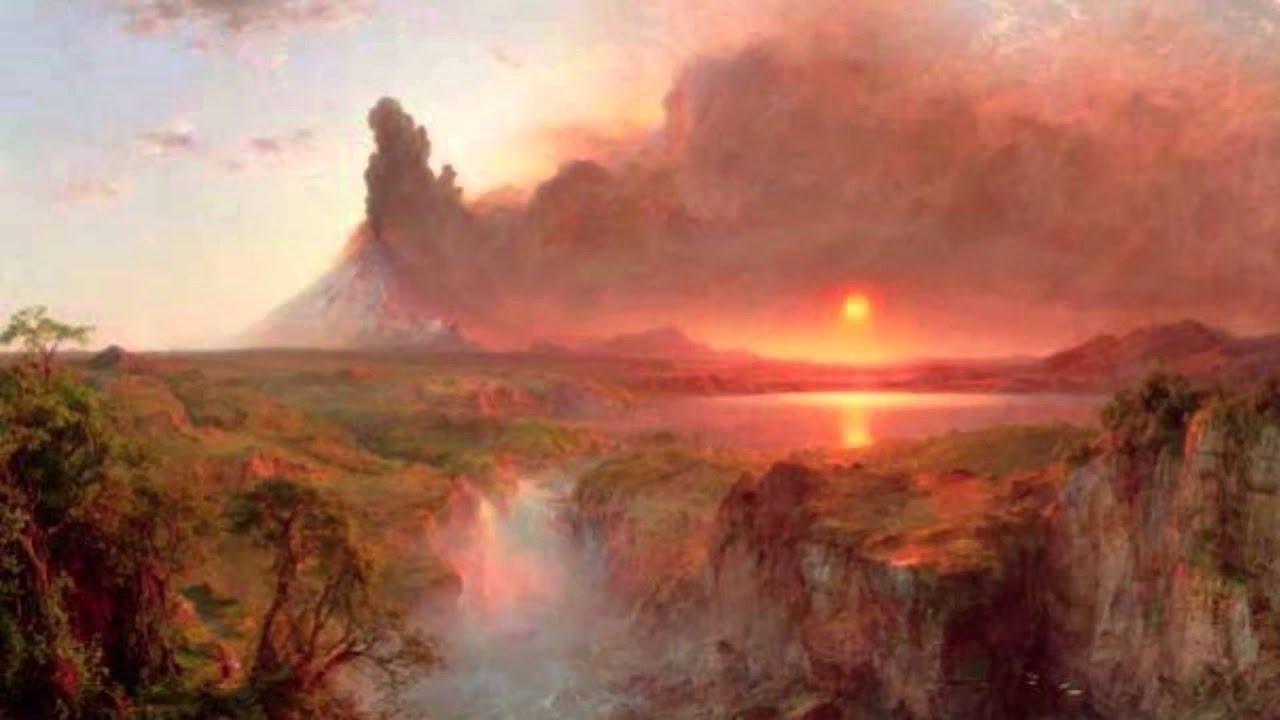 cotopaxi frederic edwin church video essay