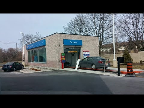 Review of the New Esso Car Wash in Scarborough Ontario (McCowan Rd.)