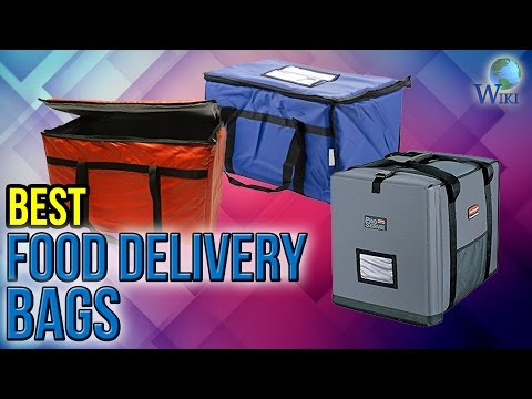 6 Best Food Delivery Bags 2017