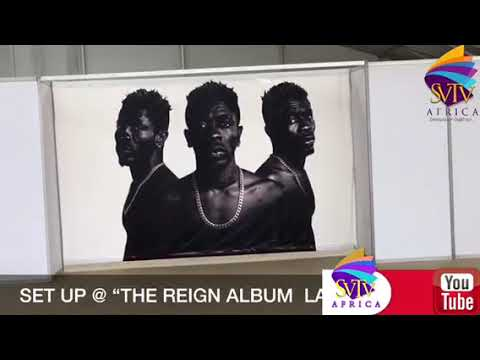"SETUP AT SHATTA WALE'S ""REIGN ALBUM"" AT FANTASY DOME ACCRA"