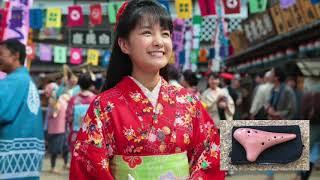 NHK連続テレビ小説「わろてんか」の主題歌「明日はどこから」演奏してみ...