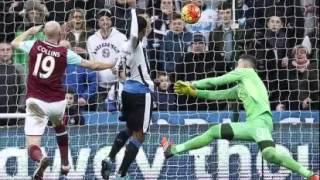 Video Gol Pertandingan Newcastle United vs West Ham United