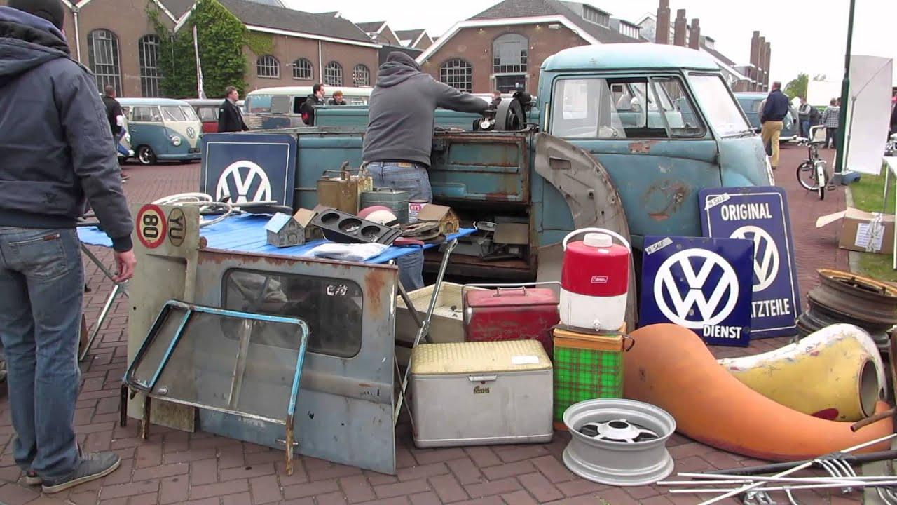Vw T1 Barndoor Pickup Amersfoort 2014 Youtube
