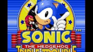 Game Gear Longplay [032] Sonic Triple Trouble