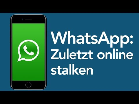 Whatsapp Tricks Zuletzt Online Status Stalken Youtube