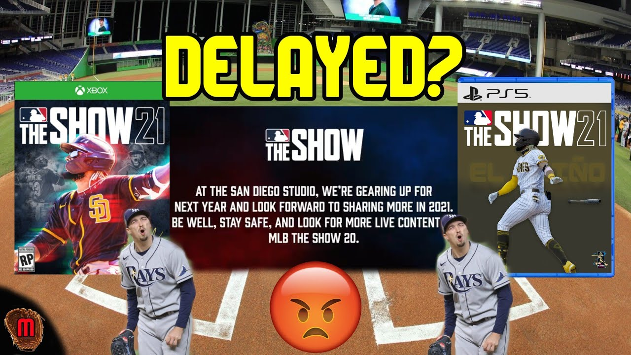 MLB The Show 21 already has problems....(MLB The Show 21 News)