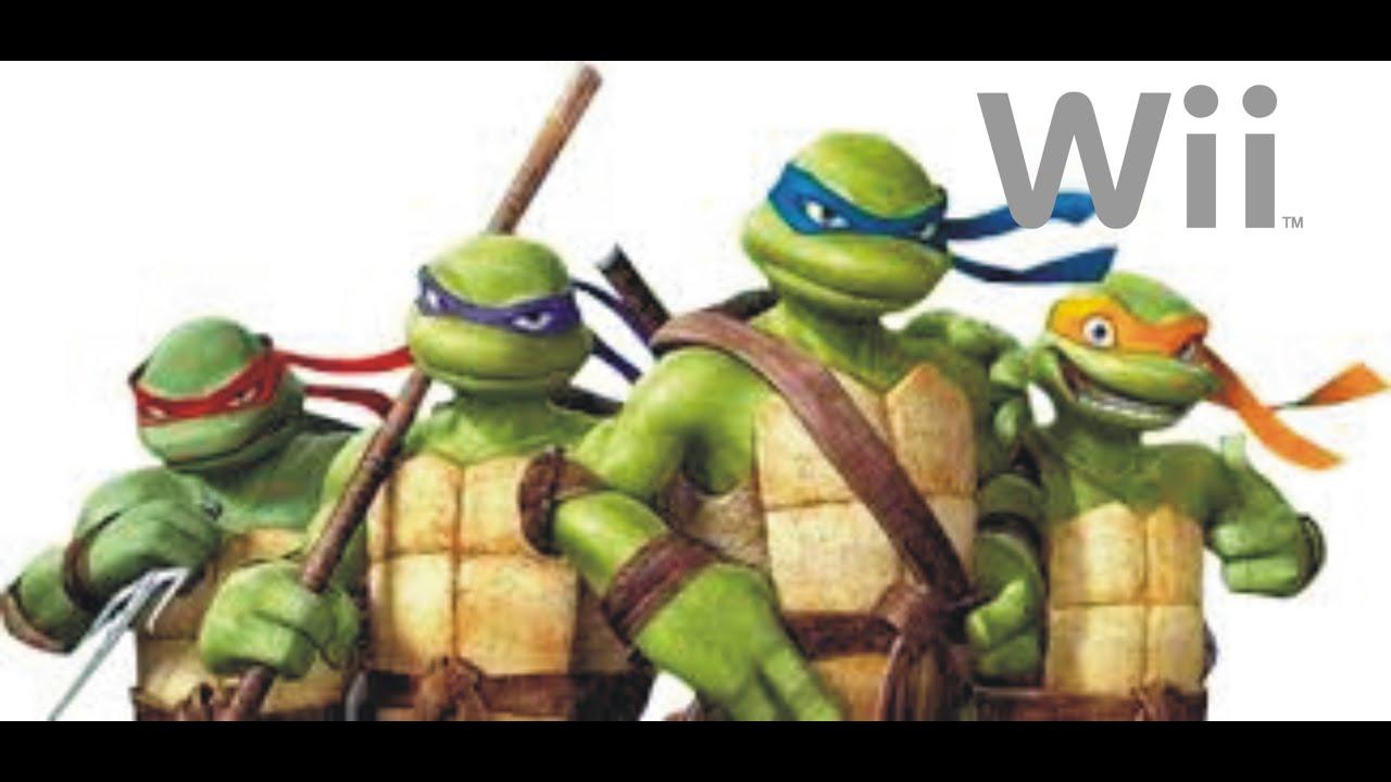 As tartarugas ninjas teenage mutant ninja turtles nintendo wii as tartarugas ninjas teenage mutant ninja turtles nintendo wii youtube thecheapjerseys Image collections