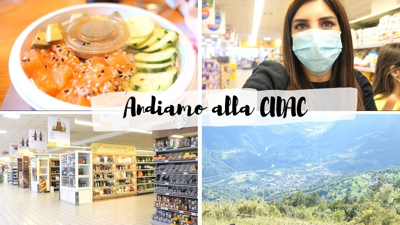 Andiamo alla CIDAC come CHIARA FACCHETTI -Vlog Aosta 2020