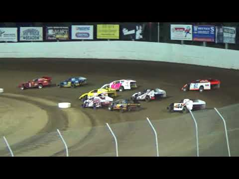 Grays Harbor Raceway, September 3, 2017, Modifieds Heat Races 1,2 and 3