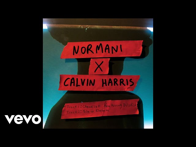 Normani X Calvin Harris - Checklist (Audio) ft. WizKid