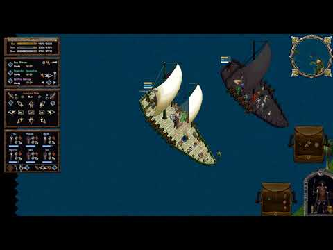 Outlands Ultima Online Pirate System Demo