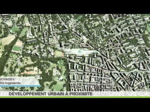 Modélisation 3D CEVA Genève