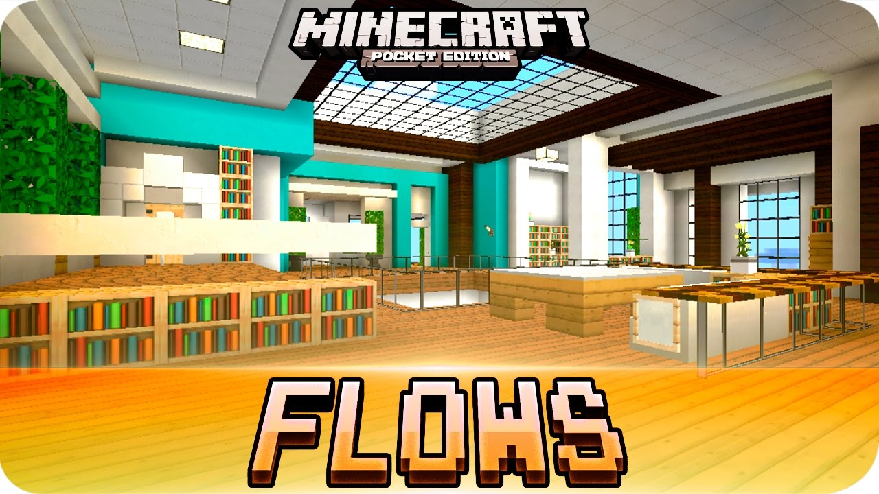 minecraft pe modern flows hd texture pack with download mcpe 1 0