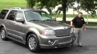 Used 2004 Lincoln Navigator 4wd for sale at Honda Cars of Bellevue...an Omaha Honda Dealer!