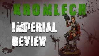 Talk Wargaming: Kromlech Imperial Review