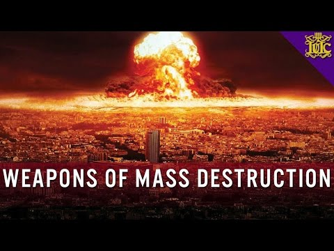 The Israelites: WEAPONS OF MASS DESTRUCTION #WMD