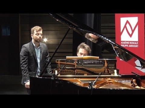 Seconde Masterclass des Jeunes Talents - Promotion Mozart