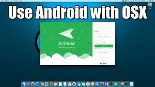 Use an Android phone on a Mac | AirDroid Review