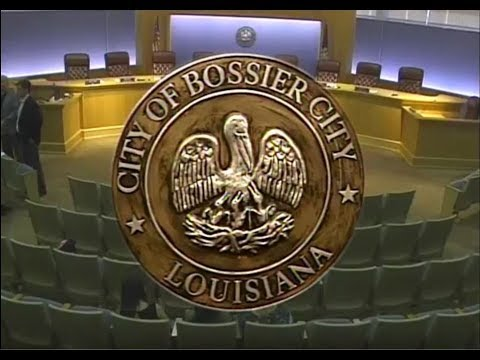 Bossier City Council Meeting February 20, 2018